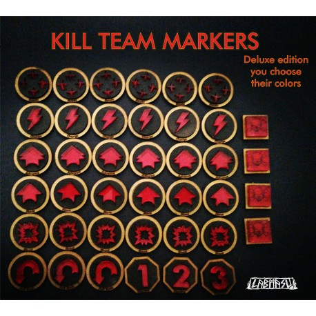 Team Markers DeLuxe Edition