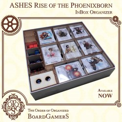 ASHES Rise of the Phoenixborn InBox Organizer
