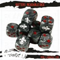 Sister Readable Dice - Set of 10