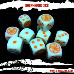 Shepherds Dice - Set of 10
