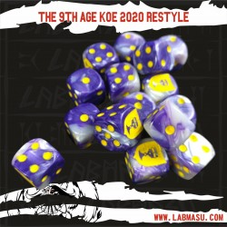 KoE Dice Set - Restyle 2020