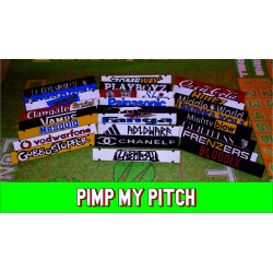 Pimp My Pitch  - advertisement banners