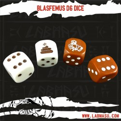 Dice set - Old But Gold