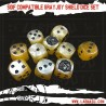 SOIF compatible Grayjoy Shields dice set