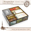 7 Wanders Duel + Agorà + Pantheon Compatible -In Box Organizer