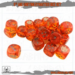 The 9th age dice set PREORDER