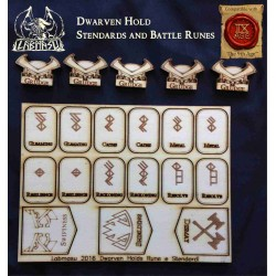 Dread Elves token set