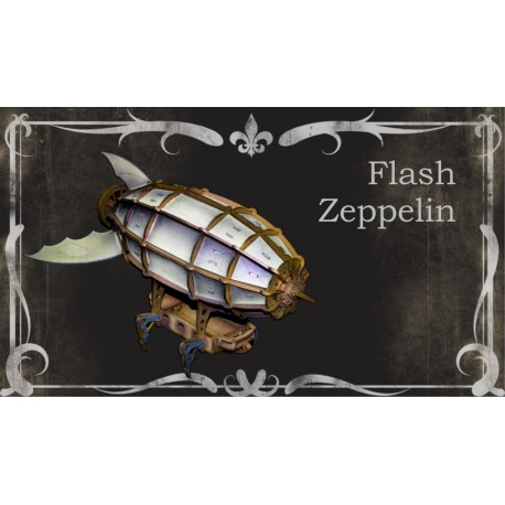 Flash Zeppelin
