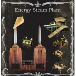 Steam Plant Bundle