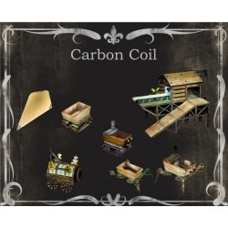 Carbon Coil Bundle