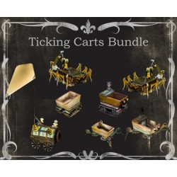 Ticking Cart Bundle