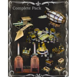 Steampunk Complete Pack