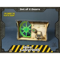 Hive Labyrinth - set di 2 porte